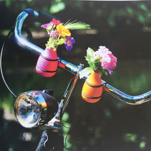 Bike Handle Bar Flower Vases - vases