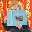 Personalised Thomas The Tank Engine Book Gift Boxed