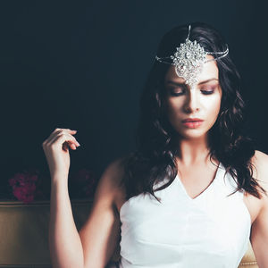 Bridal Headpiece The Kaia