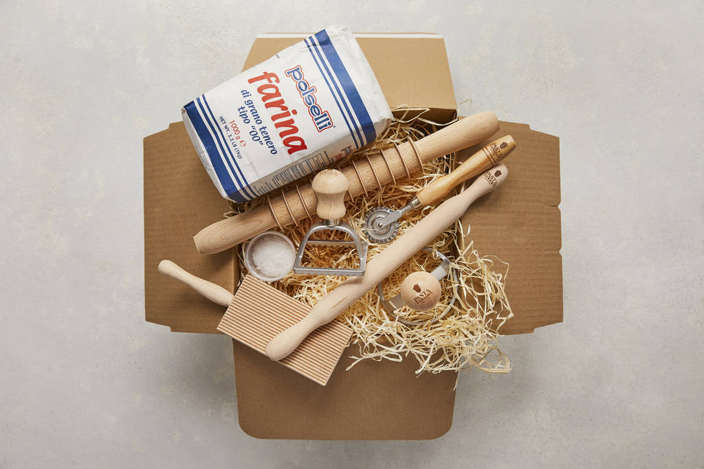 pas mal 66e61 64231 Raffaello Luxury Pasta Making Kit