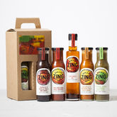 Hot Sauce Collection - food & drink