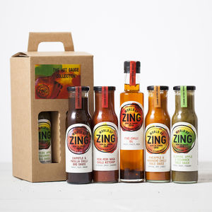 Hot Sauce Collection - gifts for him