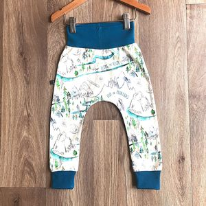 Let's Go Adventuring Harem Pants - clothing