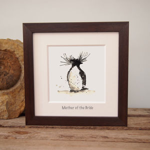 Penguin Print 'Mother Of The Bride'