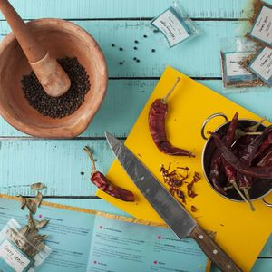 Twelve Month World Kitchen Spice Subscription - make your own kits