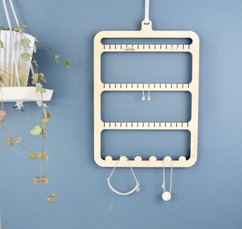 Earring Storage Hanger
