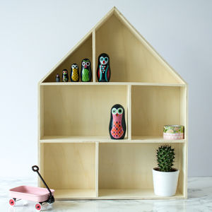 Jumbo House Shelf