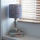 flamingo lampshade flamingo print flamingo fabric flamingo lighting