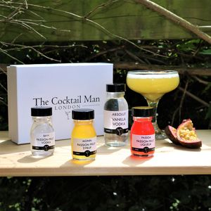 Passion Fruit Martini Cocktail Kit