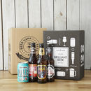Craft Beer And Savoury Treats Gift Idea For Him