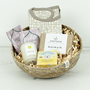 New Baby Gift Basket - mum & baby gifts