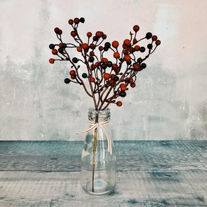 Christmas Hygge Red Berry Bouquet