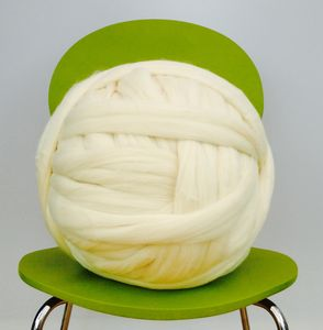 Giant Chunky Knitting Merino Wool Yarn