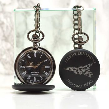 Vulcan Personalised Pocket Watch