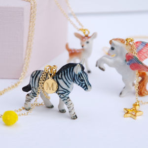 Child's Porcelain Keepsake Necklace - children's jewellery