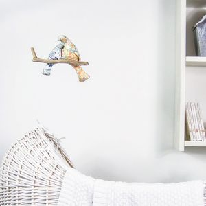 Liberty 'Under My Wing' Bird Mobile - baby's room