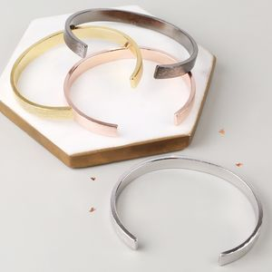 Men's Open Bar Bangle - gifts by category