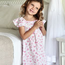 Horse Pink Nightdress