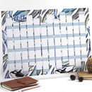 2019 Whales Wall Calendar And Year Planner