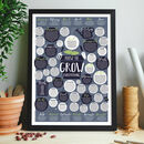 How To Grow Everything Print, Unframed