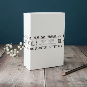 A To Z Box Of Animal Alphabet Cards