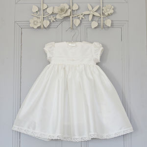 Clara Christening Dress - clothing