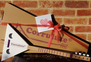Make Your Own Acoustic Stringed Instrument Kit - gifts for him