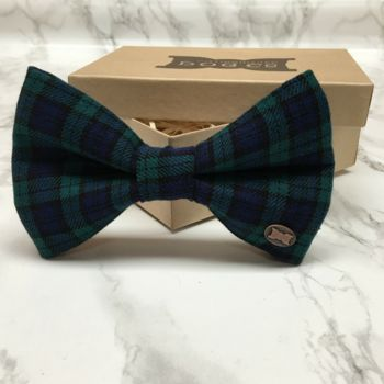 Smithfield Luxury Dog Bow Tie