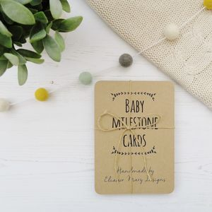 Kraft Baby Photo Cards For Milestone Moments - new baby gifts