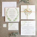 Eucalyptus Wedding Collection