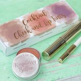 Box Of Three Cocktail Flavoured Cheek And Lip Tints - health & beauty