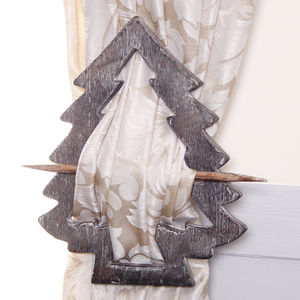 French Alps Curtain Tie - home decorating