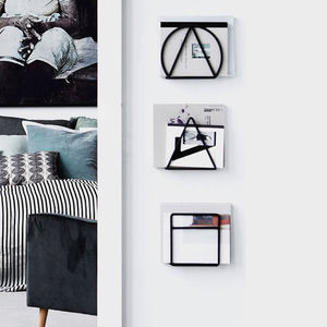 Multi Purpose Storage Wall Bracket - tidy home, tidy mind