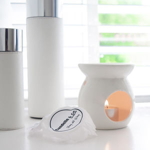 Soy Wax Melt Pod And Warmer