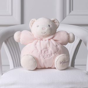 Christening Bear Toy And Personalised Comforter