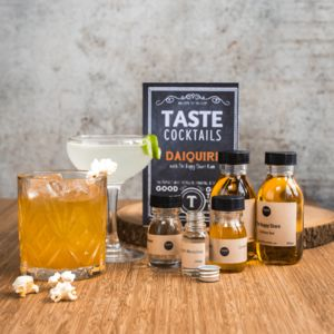 The Duppy Daiquiri And Salt Caramel Old Fashioned Kit - hampers