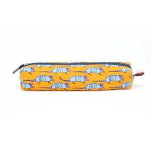 Armadillo Pencil Case