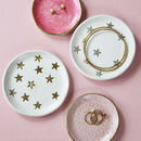 Handmade Clay Ring Dishes