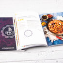 150 page Indian Cookbook
