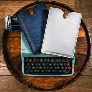iPad Luxury Leather Case - trending tech accessories