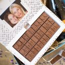 Chocolate Wedding Invites