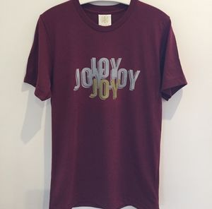 'Joy' T Shirt - women's fashion