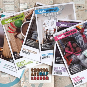 London Chocolate Explorer Tasting Pack For Two - shop by category
