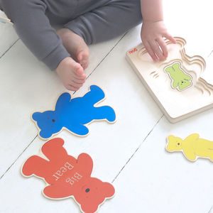Personalised Family Bear Stackers - new lines added