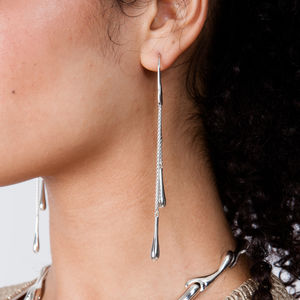 Double Drop Earrings