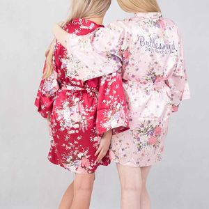 Personalised Sienna Robe - women's fashion