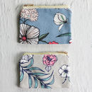 Spring Blooms Coin Purse