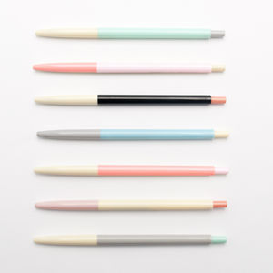 Colour Block Pen - modern pastels