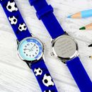 Personalised Boys Football Watch