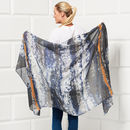 Modern Marble Scarf